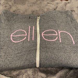 The Ellen Show Zip Up